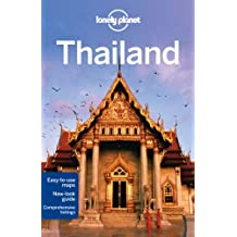 Lonely Planet Thailand (Travel Guide) by Lonely Planet (2012-02-01)