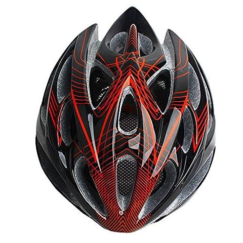 248g Ultra Light Weight - Bike Helmet, Adjustable Sport Cycling