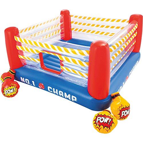 Kinder-trampolin Aufblasbar (LAUNDRY BASKET 36X30X57CM)