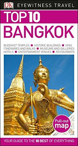 Top 10 Bangkok (Eyewitness Top 10 Travel Guide) - Guides Rough Thailand