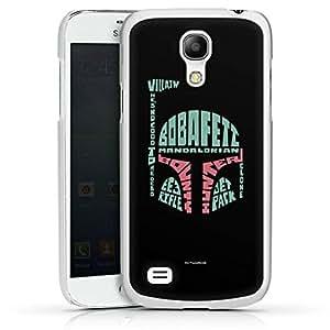 Samsung Galaxy S2Coque de protection Case Cover Star Wars Merchandise Fan Boba Fett Typo