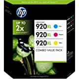 HP 920 X L color Officejet Tinte Combo Pack