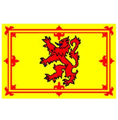 Écosse Grand drapeau en tissu