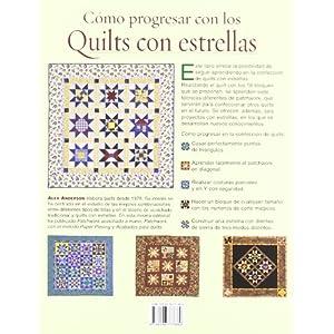 COMO PROGRESAR CON LOS QUILTS CON ESTRELLAS (Labores (drac))