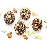 [Sponsored]Ghasitaram Gifts Diwali Gifts Sugarfree Sweets - Sugarfree Chocolate Kaju Laddoo (800 Gms)