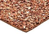 Kokos Chips Matte - Rückwand mit Kokoshusk Chips - 40