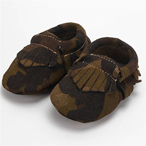 leap frog  Moccasins Boots,  Baby, Jungen Mokassins Camoflag