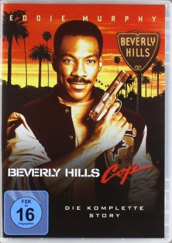 Bild von Beverly Hills Cop 1 / Beverly Hills Cop 2 / Beverly Hills Cop 3 [3 DVDs]