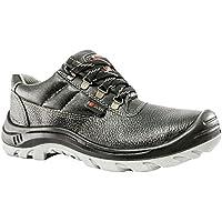 Hillson SA.SA32.429470 Soccer ISI Marked Safety Shoe (Size 6 UK),Black