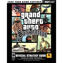 Grand Theft Auto: San Andreas Official Strategy Guide by Rick Barba (2004-11-04)