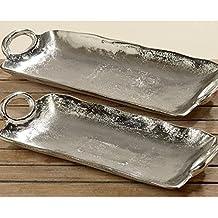 Suchergebnis Auf Amazon De Für Dekotablett Silber