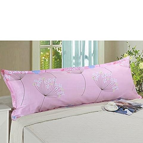 Liebhaber kissen/verlängerte kissen/ neck kissen/kissenbezug-R 120x46cm(47x18inch) (Stripe Accent Pillow)