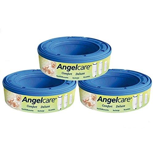 Angelcare Windeleimer Nachfüllpack 3er Pack