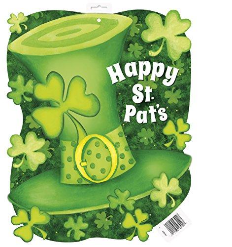 Unique Party Supplies Papier Lucky Stripes St. Patrick 's Day Dekoration