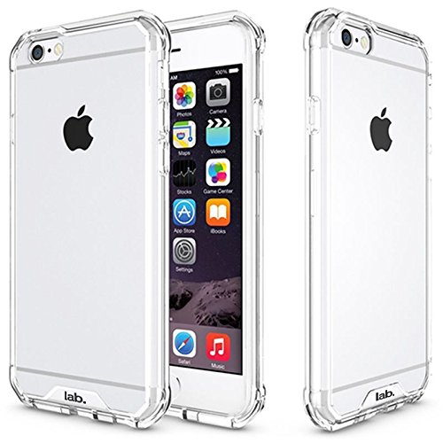 iphone 6 Ultra Hybrid Crystal back case cover by Labrador iPhone 6 cases and covers (Transparent)