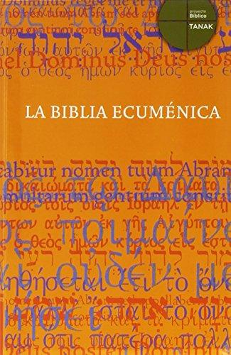 La Biblia Ecúmenica (Laude) por Edelvives