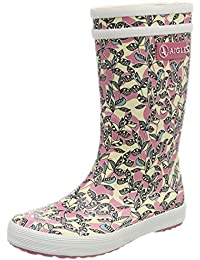 Aigle Unisex Kids' Lolly Pop Glittery Classic Boots