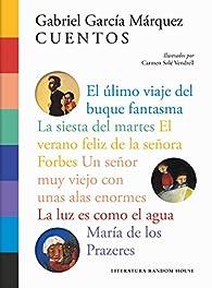 Cuentos par Gabriel García Márquez