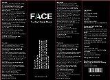 Face Apeel® Blackhead Remover Deep Cleansing Peel Off acné Noir Masque + Bande de Pores
