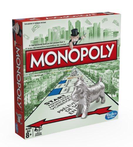 Hasbro 00009E67 - Monopoly Classic Schweizer Edition