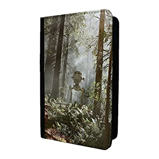 Accessories4life Star Wars Battlefront ATST PU Leather Travel Passport Holder Protector Cover Wallet Case Cover - ST-T1797