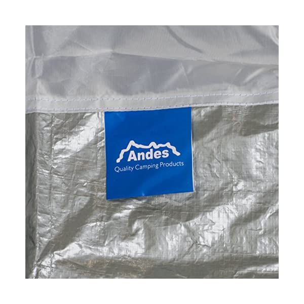 Andes Universal Inner Awning Tent Camping Caravan Bedroom 2