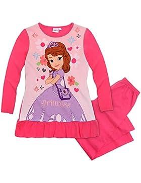 Disney Sofia la principessa Ragazze Pigiama - fucsia