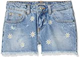 LTB Jeans Mädchen Shorts Larissa G, Blau (Summer Daisy Wash 51500), 128