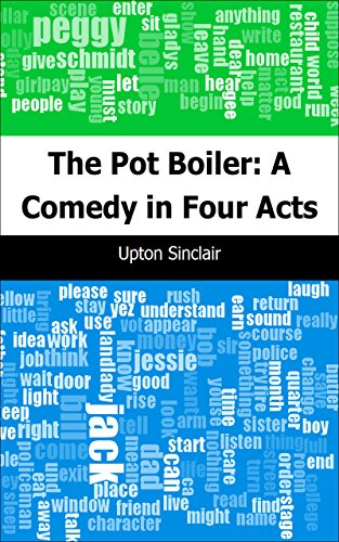 The Pot Boiler: A Comedy in Four Acts (Bella Hobo)