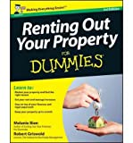 [ Renting Out Your Property For Dummies ] [ RENTING OUT YOUR PROPERTY FOR DUMMIES ] BY Griswold, Robert S. ( AUTHOR ) Dec-09-2011 Paperback