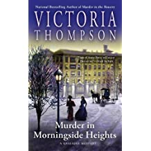 Murder in Morningside Heights (A Gaslight Mystery, Band 18)