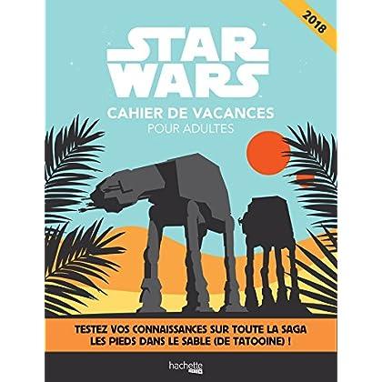 Cahier de vacances Star Wars 2018