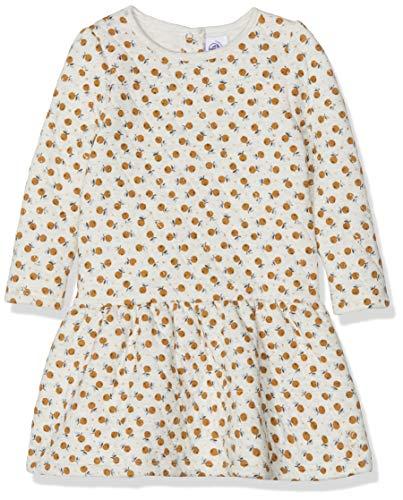 Petit Bateau Baby-Mädchen Robe ML Kleid, Mehrfarbig (Montelimar/Multico 62), 80 (Herstellergröße: 12m/74cm) -