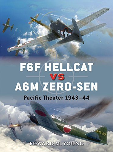 F6F Hellcat vs A6M Zero-sen: Pacific Theater 1943-44 (Duel)