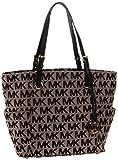 Michael Kors Handtasche aus der Jet Set-Kollektion, East West, - Brown, tan, beige, black - Größe: Einheitsgröße