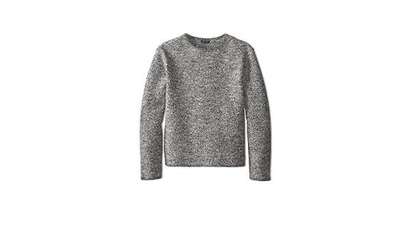 Surface To Air - - Homme - Pull Falcon Laine Bouillie Gris Melé pour homme  - S  Amazon.fr  Vêtements et accessoires d8154769c75f