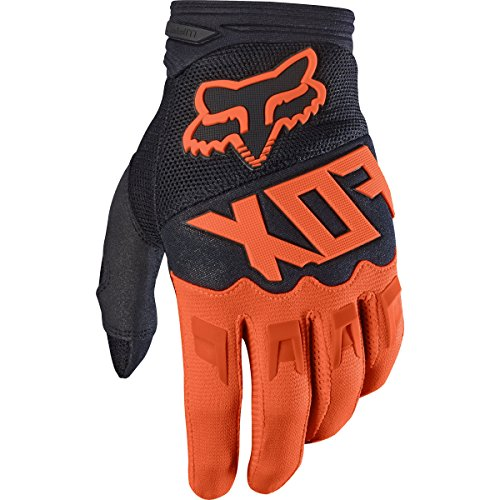 Fox Guanti Dirtpaw Race Orange - Arancione, L