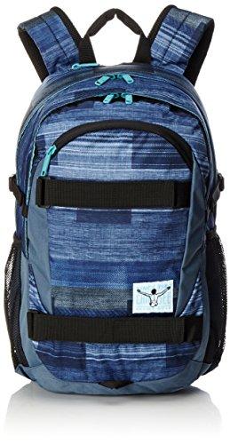 Chiemsee Unisex-Erwachsene Hyper Rucksack, Blau (Keen Blue) 21x50x31 cm