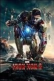 Iron Man 3hockend, Maxi Poster