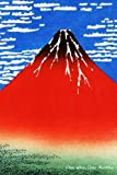 """Fine Wind Clear Morning: South Wind, Clear Sky,Red Fuji