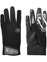Handschuh Set AJ Styles Schwarz Replica