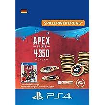 APEX Legends: 4350 Coins - PS4 Download Code - deutsches Konto