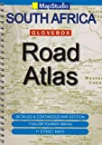 Front cover for the book South Africa Atlas by Mapstudio