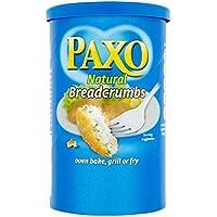 Paxo Migas De Pan Naturales 227g (Paquete de 6)