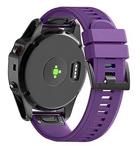 Correa de reloj OverDose correa de banda de kit de lanzamiento rápido para Garmin Fenix 5X GPS Watch de OverDose
