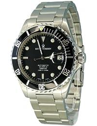 Revue Thommen Herren-Armbanduhr XL Diver Analog Automatik Edelstahl 17571.2137