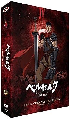 Berserk : l'âge d'or (Trilogie) - Edition Dragonslayers