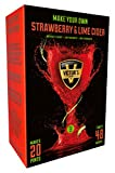 Product Image of Victor's Drinks Strawberry and Lime Cider Pint 20 Pint Kit