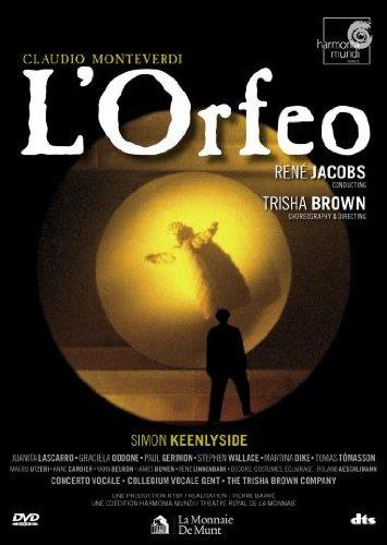 Preisvergleich Produktbild Monteverdi, Claudio - L'Orfeo (2 DVDs)