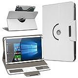 Robuste Schutzhülle für Ihr Archos Core 101 3G Tablet aus Kunstleder mit...